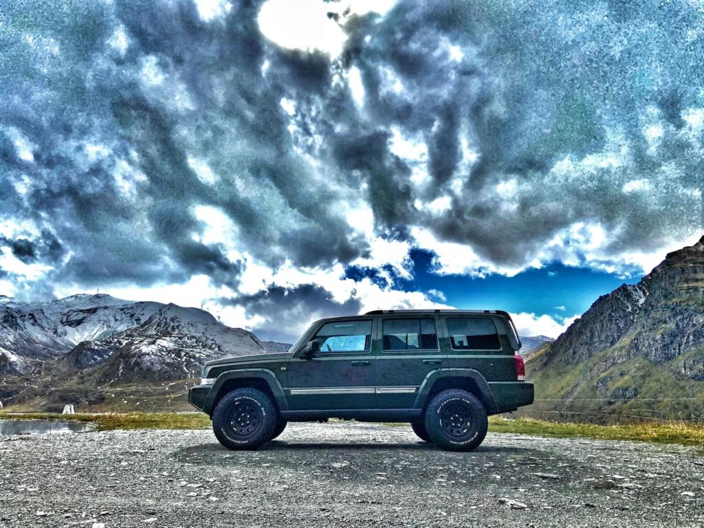 Jeep XK al Lago del Moncenisio  12083710