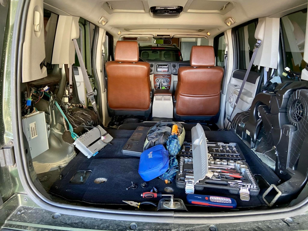 """Vi presento la mia """"nuova"""" Jeep...C O M M A N D E R: inizia il work in progress!  - Pagina 5 12084210"""