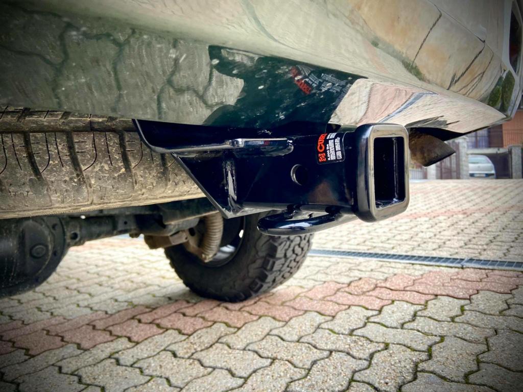 """Vi presento la mia """"nuova"""" Jeep...C O M M A N D E R: inizia il work in progress!  - Pagina 6 13175710"""