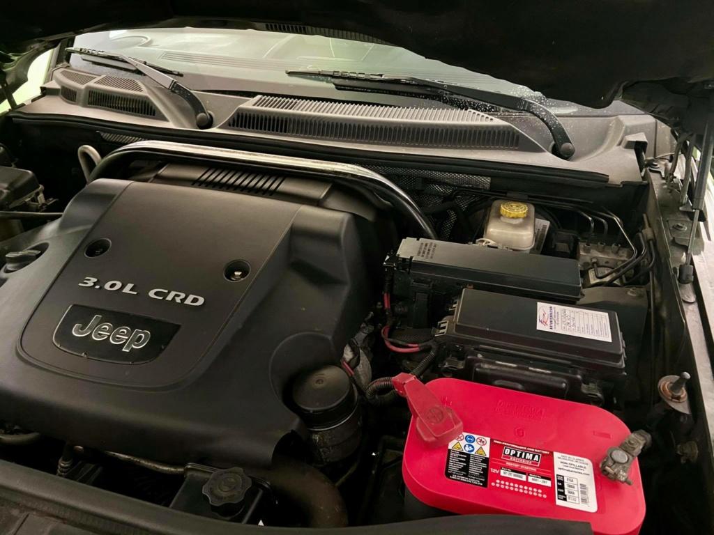 """Vi presento la mia """"nuova"""" Jeep...C O M M A N D E R: inizia il work in progress!  - Pagina 6 14863710"""