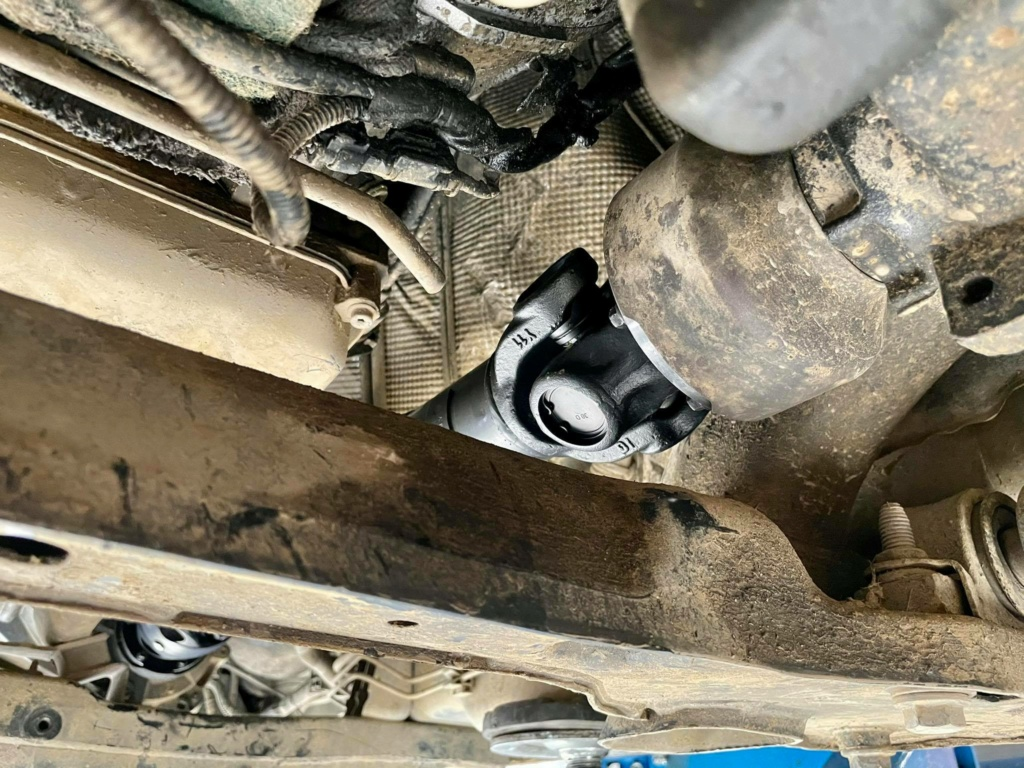 """Vi presento la mia """"nuova"""" Jeep...C O M M A N D E R: inizia il work in progress!  - Pagina 6 16253510"""