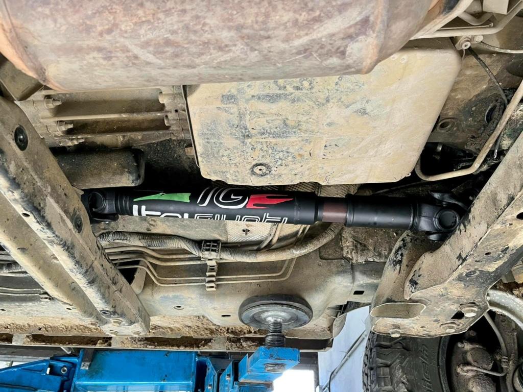 """Vi presento la mia """"nuova"""" Jeep...C O M M A N D E R: inizia il work in progress!  - Pagina 6 16299510"""