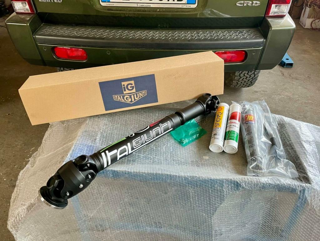 """Vi presento la mia """"nuova"""" Jeep...C O M M A N D E R: inizia il work in progress!  - Pagina 6 16512310"""