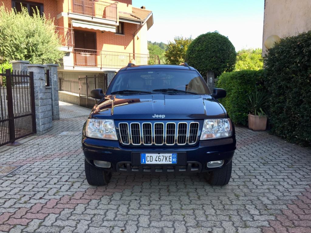 Nuovo arrivato in casa WM: Jeep Grand Cherokee WJ 4.7 V8 Overland HO 1bc47b10