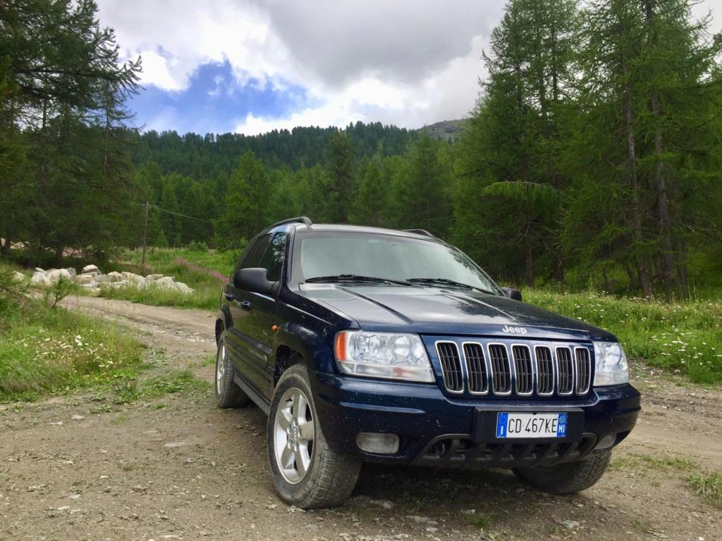 Nuovo arrivato in casa WM: Jeep Grand Cherokee WJ 4.7 V8 Overland HO 37488710