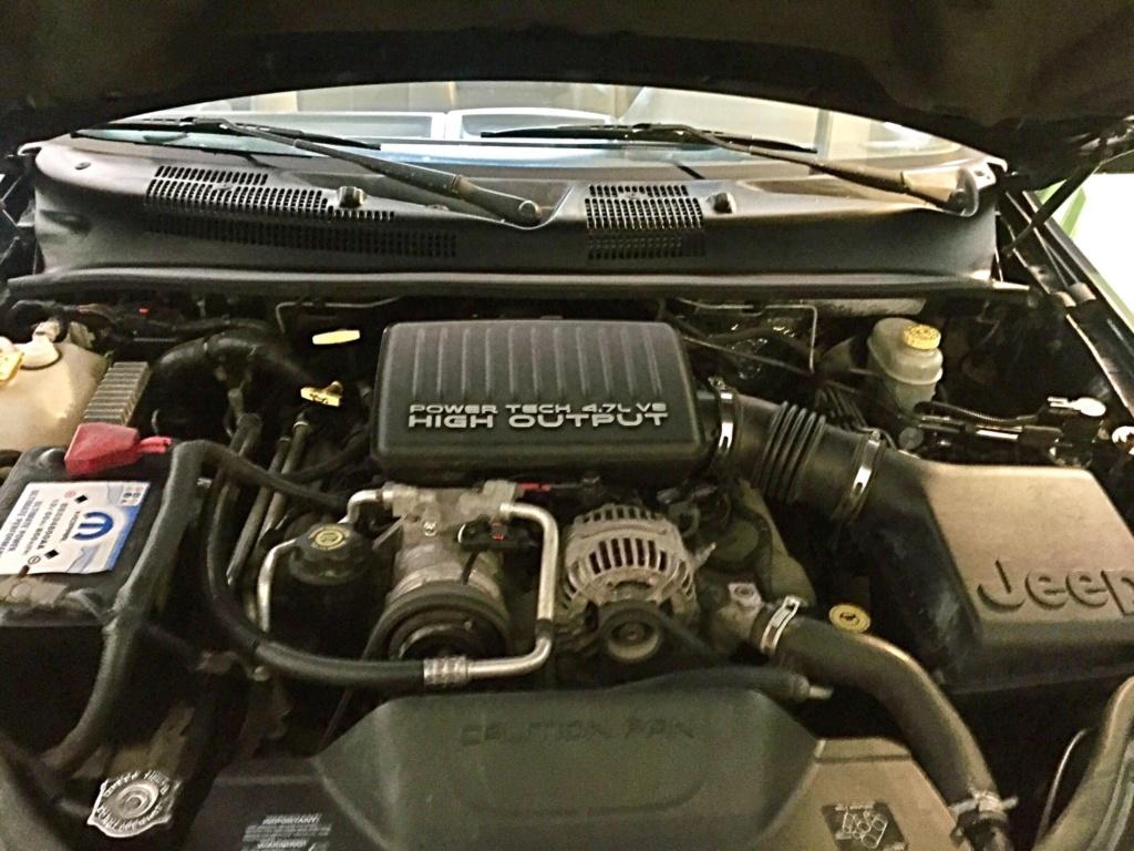 Nuovo arrivato in casa WM: Jeep Grand Cherokee WJ 4.7 V8 Overland HO 38825110