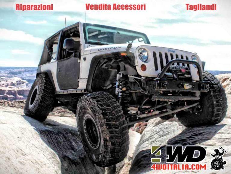 Aggiungi solo la tua Jeep…a tutto il resto ci pensa 4WD Italia! 4wd-it10
