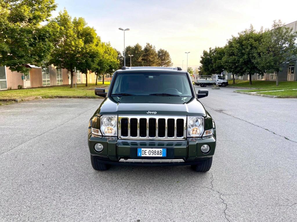 """Vi presento la mia """"nuova"""" Jeep...C O M M A N D E R: inizia il work in progress!  99160210"""