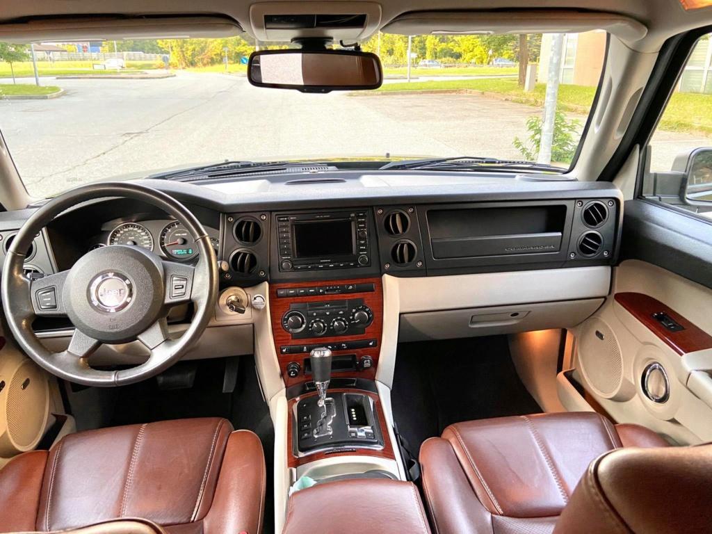 """Vi presento la mia """"nuova"""" Jeep...C O M M A N D E R: inizia il work in progress!  99361410"""