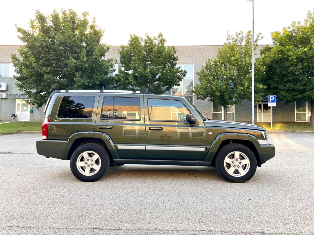 """Vi presento la mia """"nuova"""" Jeep...C O M M A N D E R: inizia il work in progress!  99375510"""