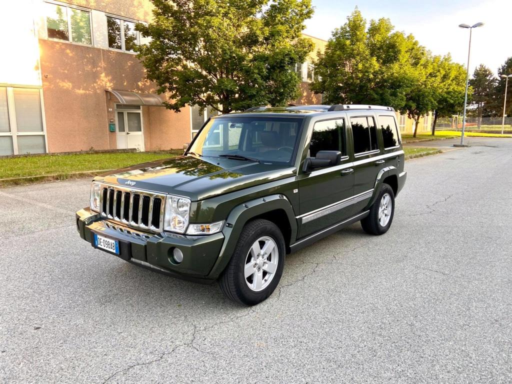 """Vi presento la mia """"nuova"""" Jeep...C O M M A N D E R: inizia il work in progress!  99388610"""