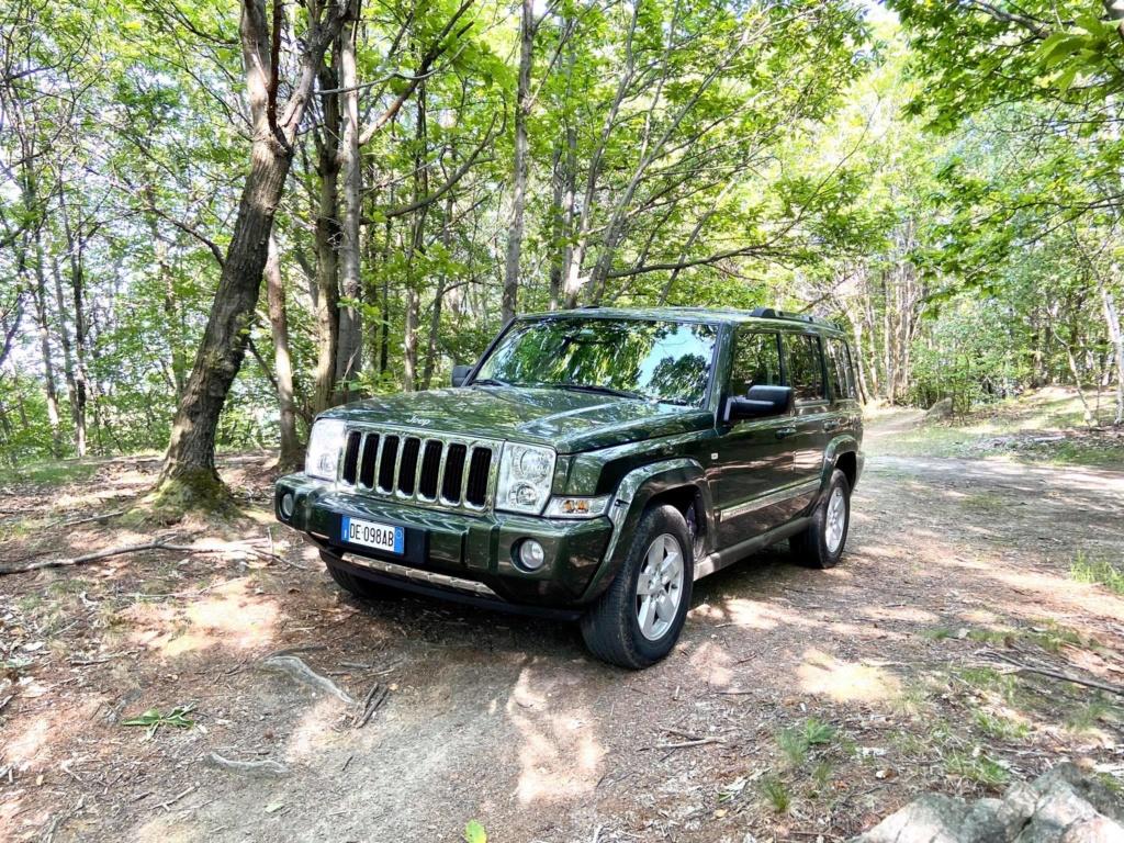 """Vi presento la mia """"nuova"""" Jeep...C O M M A N D E R: inizia il work in progress!  99411210"""
