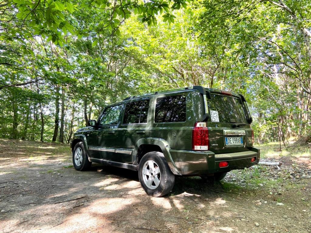 """Vi presento la mia """"nuova"""" Jeep...C O M M A N D E R: inizia il work in progress!  99427710"""