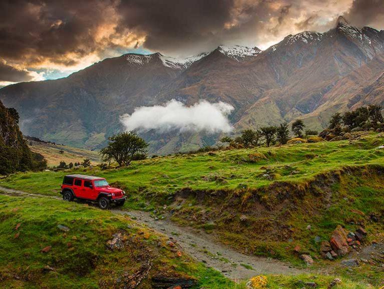 La nuova Jeep Wrangler riduce del 15% il suo potenziale di riscaldamento globale Jeep-w10