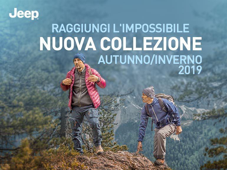 Nuova collezione Autunno/Inverno 2019  Jeepou12