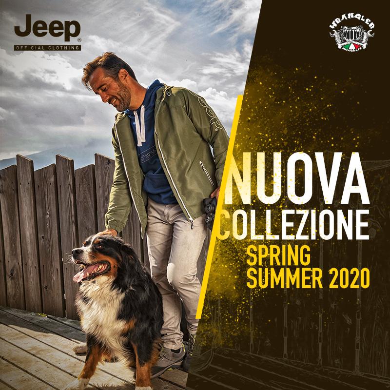 Nuova Collezione Spring Summer 2020!  Jeepou15