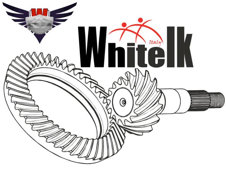 COVID19 | WHITELK 4X4 DIVISION E' AL LAVORO Whitel10