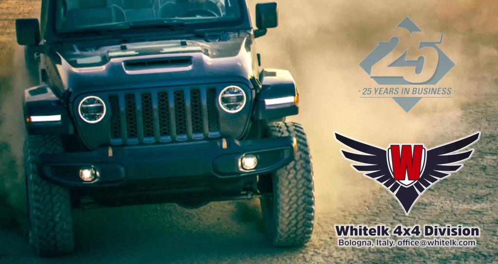 WHITELK 4x4 Division: una linea completa drivetrain per upgrade e riparazioni 4x4 Whitel13