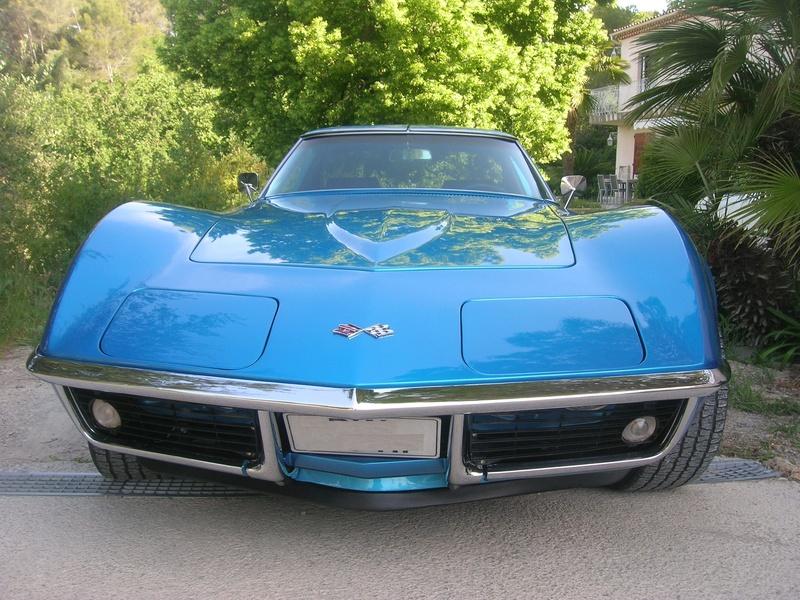 Corvette coupé 69 Face12