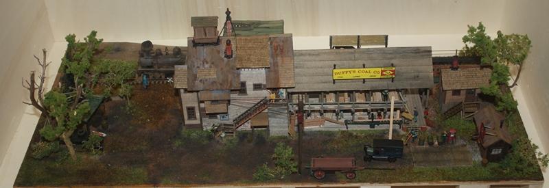 Gebäude für zukünftiges Diorama 1b11