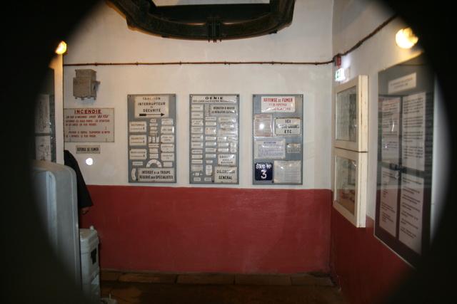Festung Schoenenbourg. An der Maginot -Linie.  - Seite 2 11_311