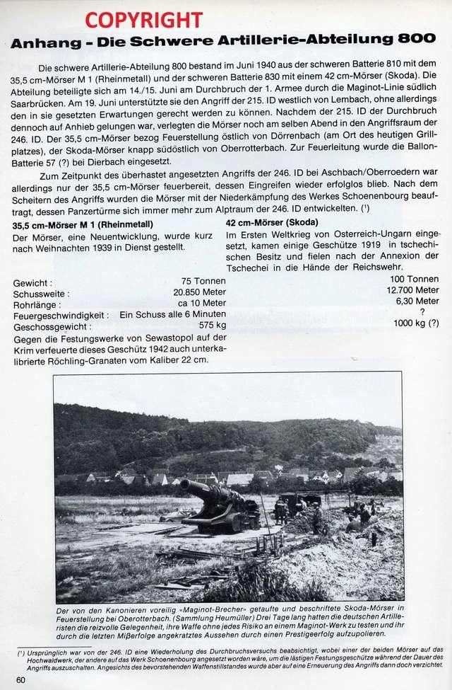 Festung Schoenenbourg. An der Maginot -Linie.  - Seite 2 12a_210