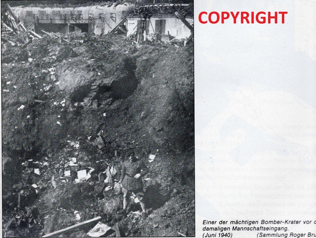 Festung Schoenenbourg. An der Maginot -Linie.  - Seite 2 13a10