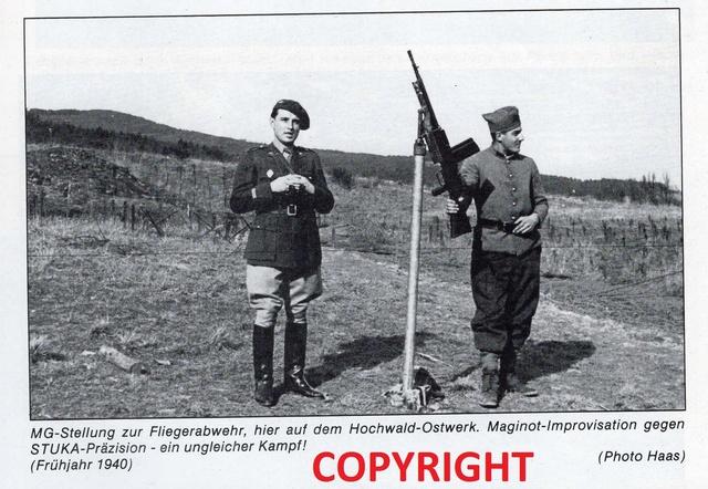 Festung Schoenenbourg. An der Maginot -Linie.  - Seite 2 13b10