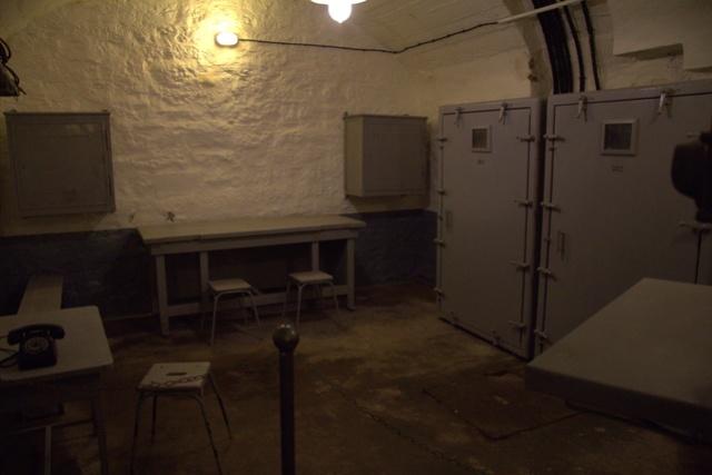 Festung Schoenenbourg. An der Maginot -Linie.  1_110