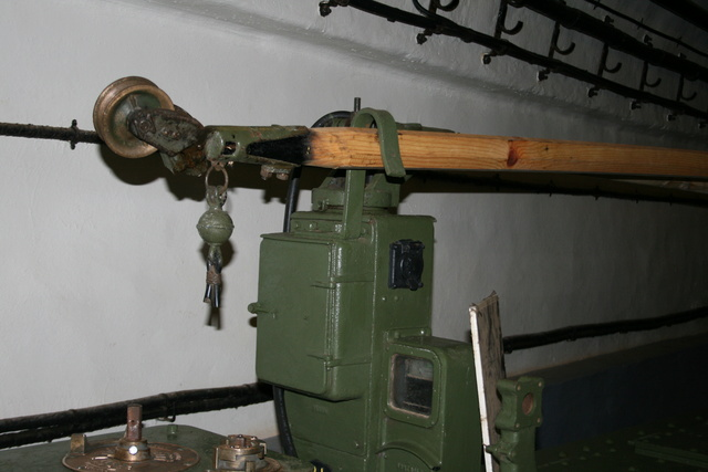 Festung Schoenenbourg. An der Maginot -Linie.  217