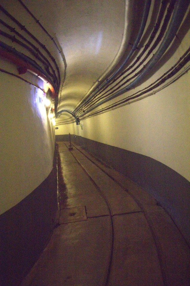 Festung Schoenenbourg. An der Maginot -Linie.  23_510