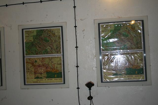 Festung Schoenenbourg. An der Maginot -Linie.  2_310