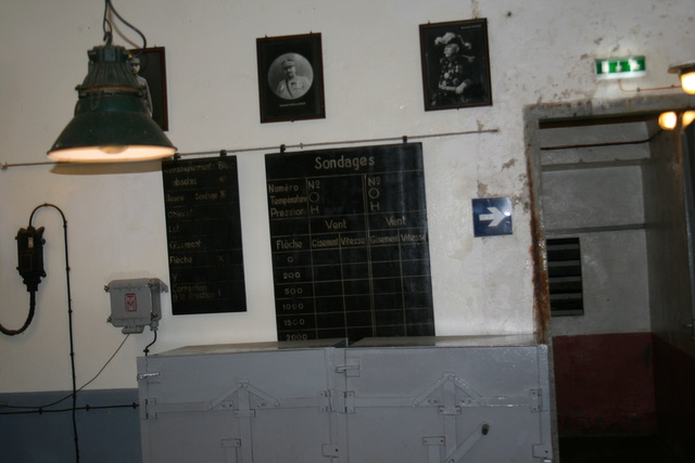 Festung Schoenenbourg. An der Maginot -Linie.  2_510