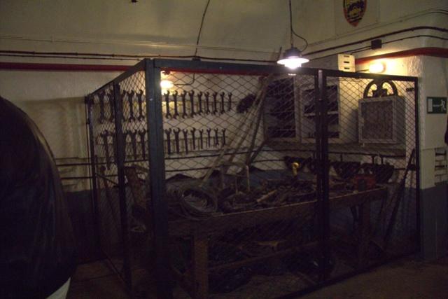 Festung Schoenenbourg. An der Maginot -Linie.  4b_111