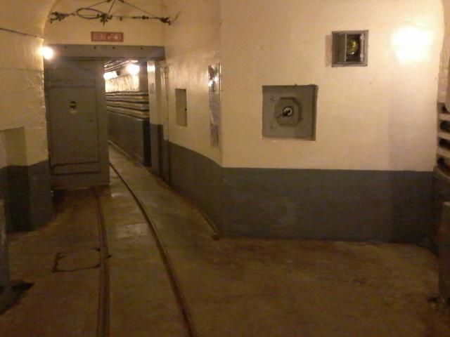 Festung Schoenenbourg. An der Maginot -Linie.  513