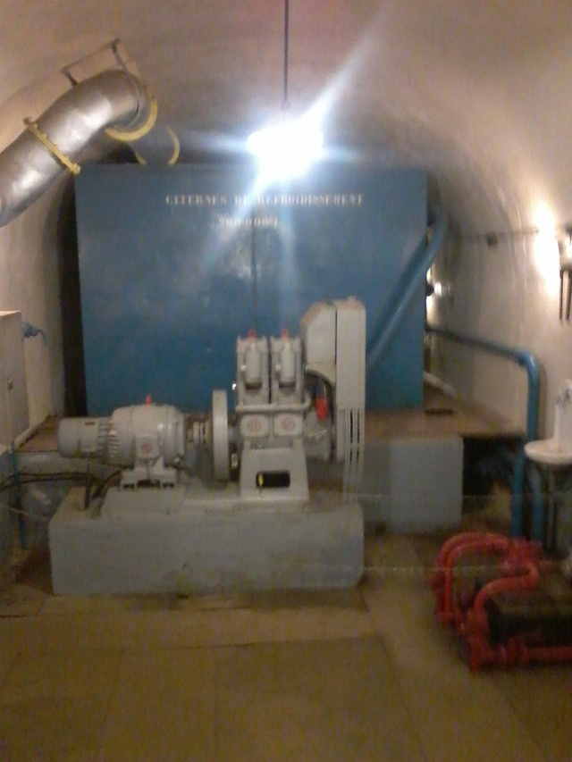 Festung Schoenenbourg. An der Maginot -Linie.  517
