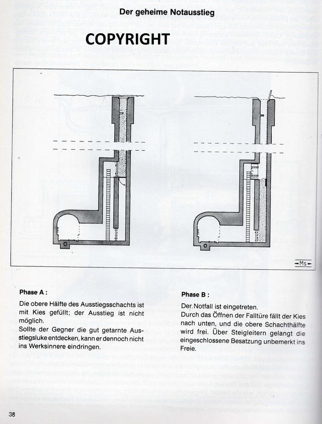 Festung Schoenenbourg. An der Maginot -Linie.  - Seite 2 5a12
