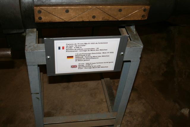 Festung Schoenenbourg. An der Maginot -Linie.  - Seite 2 7k10