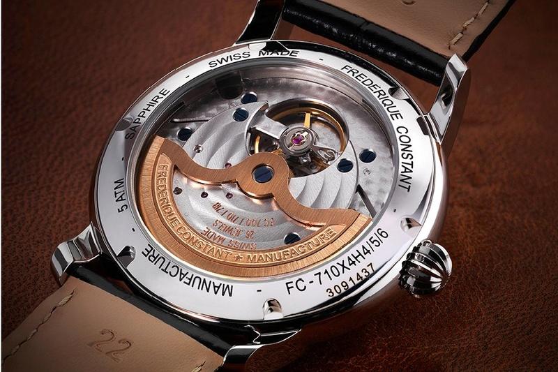News : Frederique Constant Manufacture Classic Freder11