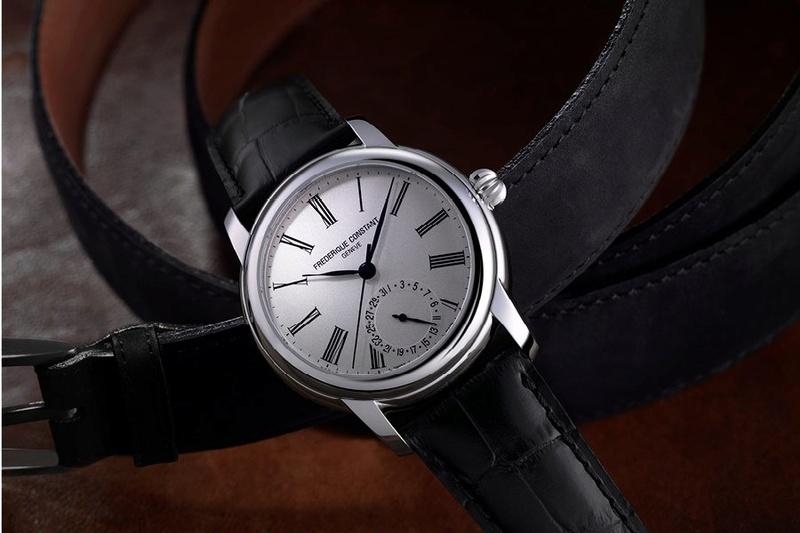 News : Frederique Constant Manufacture Classic Freder12