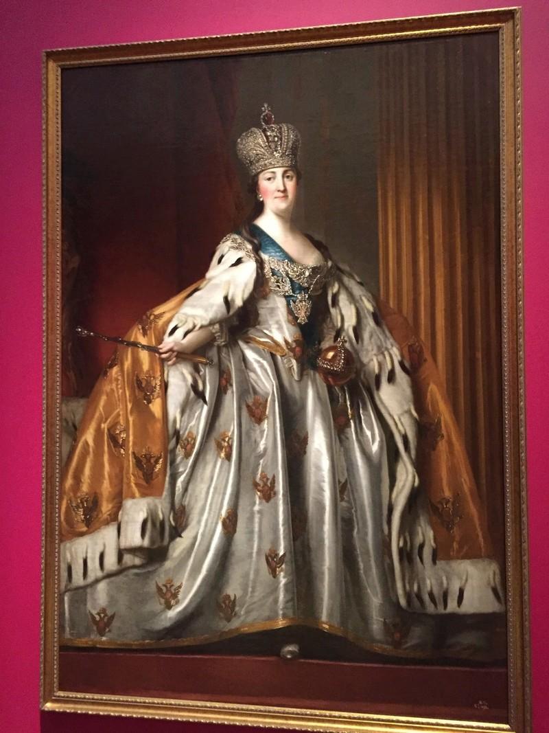 Exposition la Grande Catherine Hermitage d'Amsterdam Img_4311