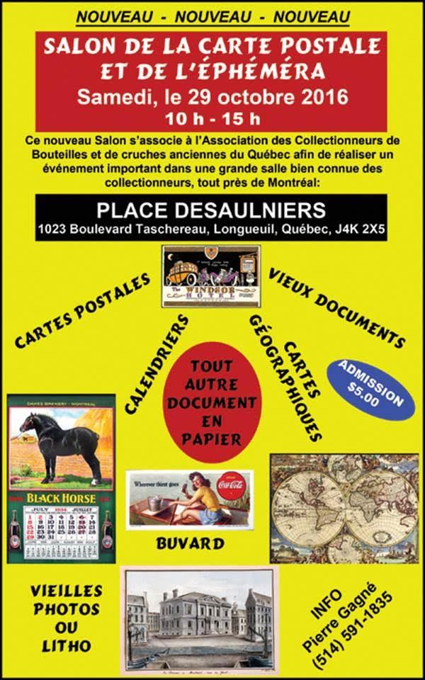 Prochain 'show' de bouteilles à Longueuil - Samedi le 29 octobre 2016 210