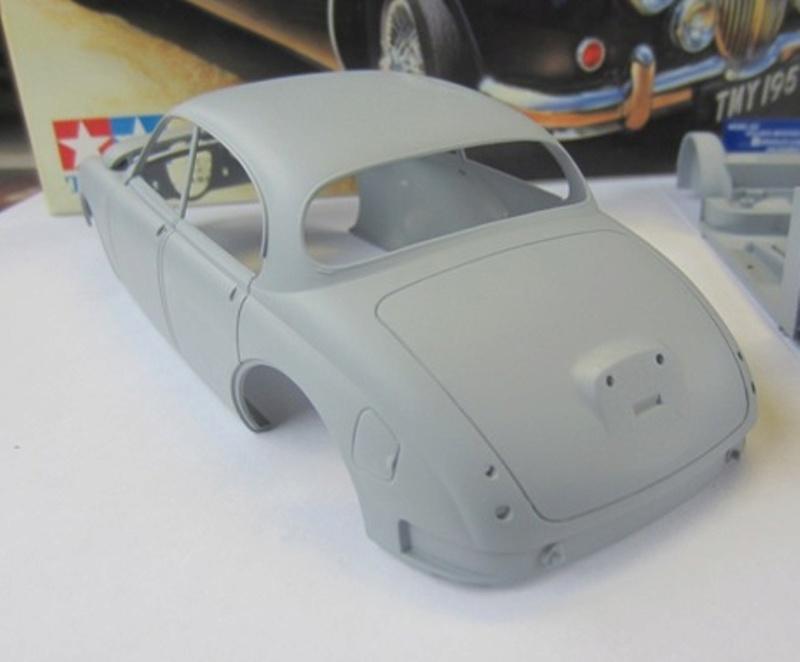 Jaguar Mk.II Saloon de Tamiya  011-vi10