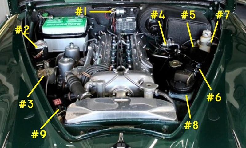 Jaguar Mk.II Saloon de Tamiya  1964_j10