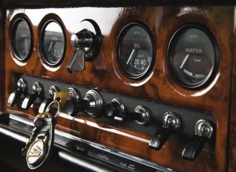 Jaguar Mk.II Saloon de Tamiya  212u7110