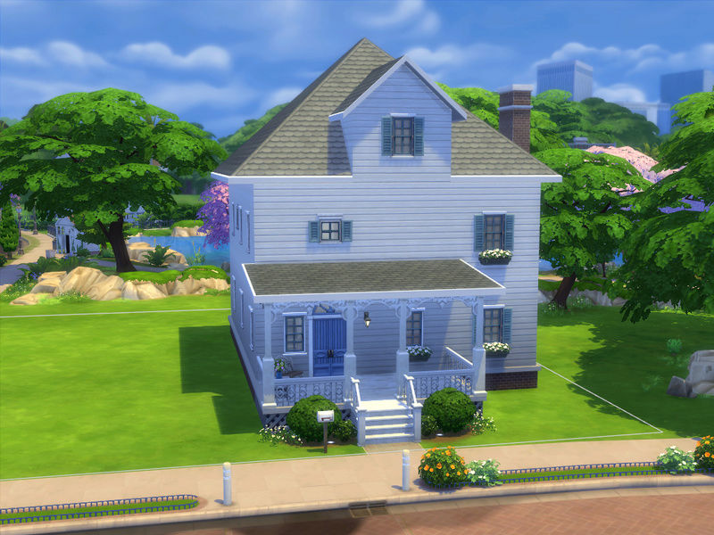 MerryWiddow's Sims 4 Building and WIP Showcase 09-10-10