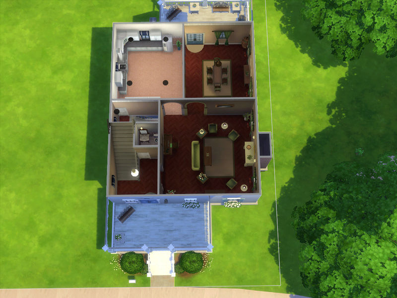 MerryWiddow's Sims 4 Building and WIP Showcase 09-11-10