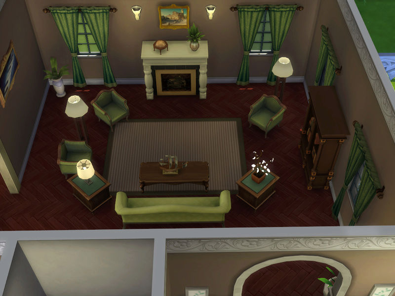 MerryWiddow's Sims 4 Building and WIP Showcase 09-11-11