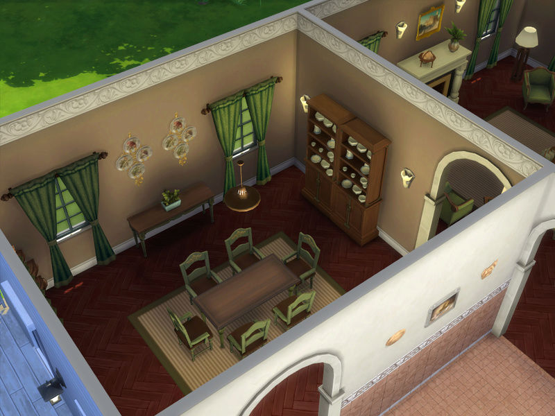 MerryWiddow's Sims 4 Building and WIP Showcase 09-11-12