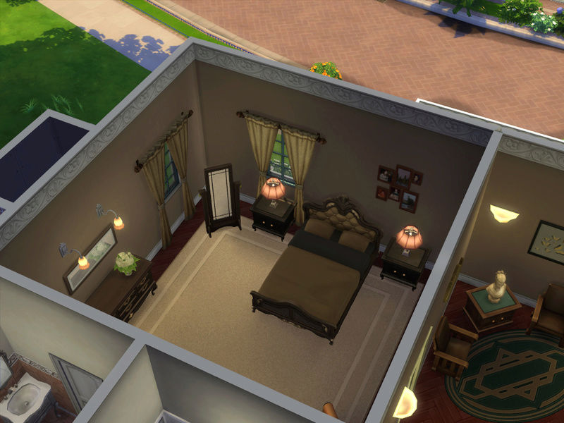 MerryWiddow's Sims 4 Building and WIP Showcase 09-11-14